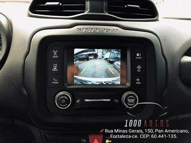 Jeep Renegade 2015/2016 Longitude 4x4 Diesel Automática - Foto 10