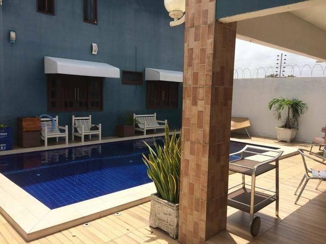 Nelson Garcia alugo casa mobiliada, piscina, no Renascença - Foto 2