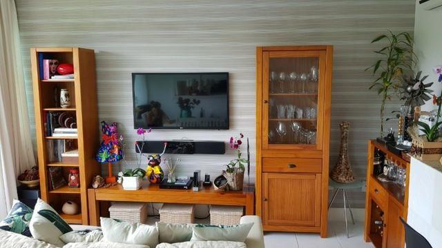 Cobertura Duplex Decorado com acesso exclusivo para o Rio em Buraquinho R$ 490.000,00 - Foto 16