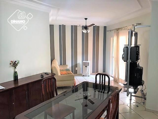 Apartamento residencial para locação, vila tibério, ribeirão preto - ap2711.