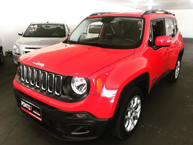 Jeep Renegade Longitude 1 8 4x2 Flex 16v Aut 2016 739711858 Olx
