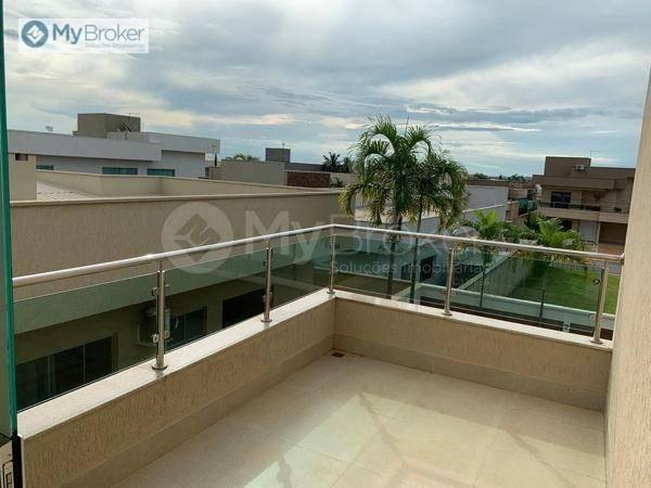 Sobrado com 4 dormitórios à venda, 283 m² por R$ 1.350.000,00 - Setor Andréia - Goiânia/GO - Foto 8