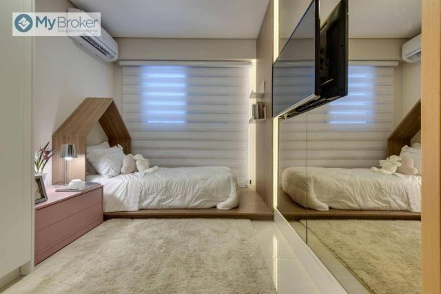 Apartamento com 3 dormitórios à venda, 107 m² por R$ 677. - Setor Bueno - Goiânia/GO - Foto 9