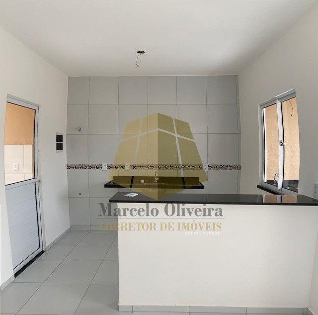 Casa plana com 3 quartos no bairro Luzardo Viana em Maracanaú - Foto 9