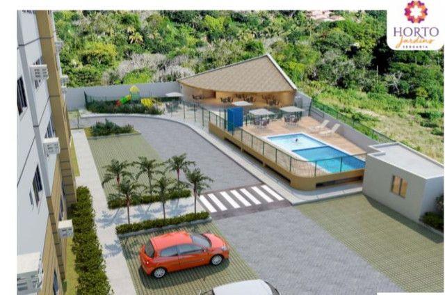 Excelente minha casa minha vida, na Serraria - Horto Jardins Serraria - Foto 8