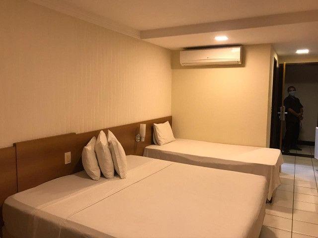 Apartamento tipo Flat Mobilhado em Ponta Negra - Foto 7