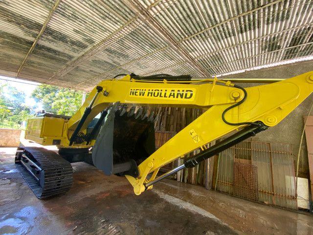 Escavadeira hidráulica FX215Lc - Foto 4