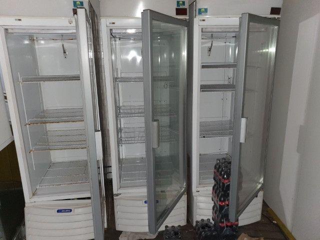 Refrigerador Metalfrio VN50R 497 Lts 220v