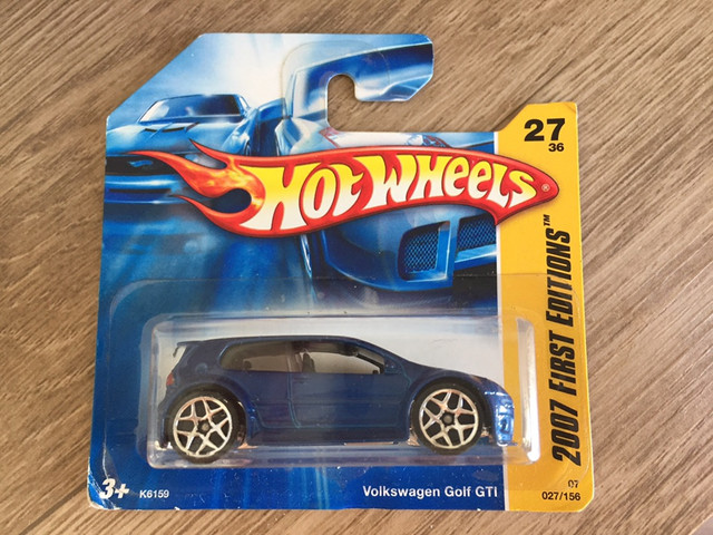 Hot wheels Volks Golf Gti - Foto 2