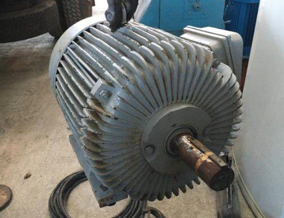 Motor elétrico de duas velocidades 12,5cv/7,5cv - Foto 2