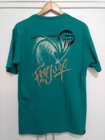 Camisetas FreeSurf e Rusty ( Aceito Cartão ) - Foto 2