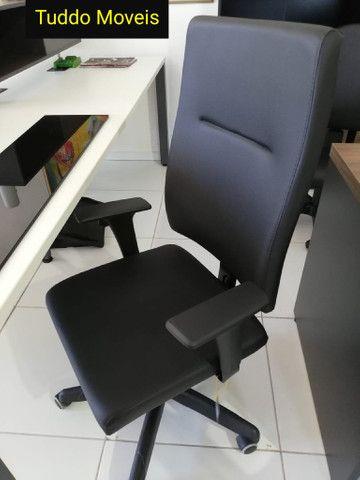 Cadeiras Escritório Tuddo Moveis - Foto 6