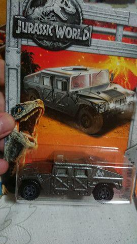 Coleção Jurassic Park Match Box - Foto 2