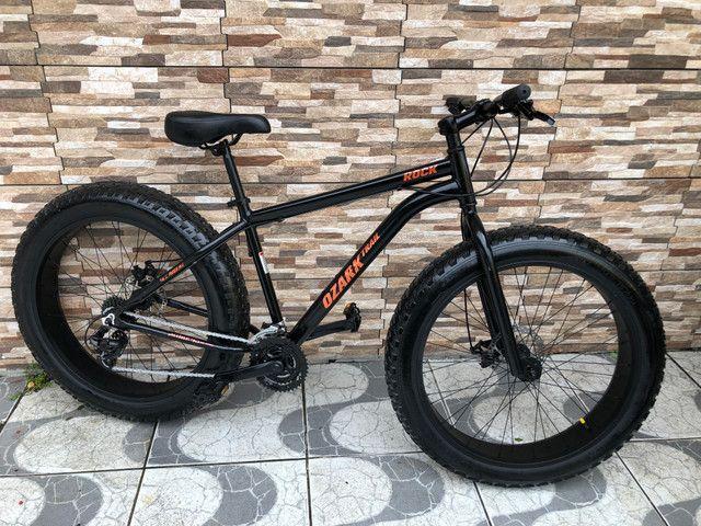 Fat Bike freios a Discos