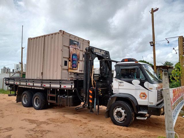 Locação de caminhão munck em natal - Foto 6