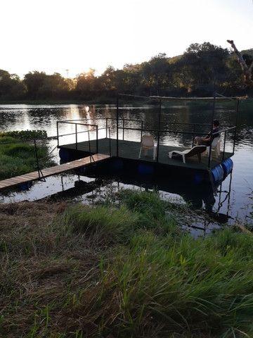 Salão de eventos rústico Beira de rio - Foto 10
