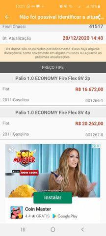 Palio 2011 1.0, leia o anuncio - Foto 5