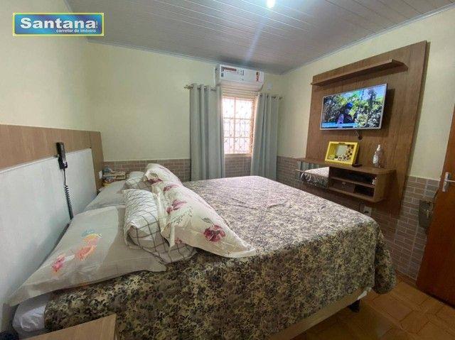 Chale com 4 dormitórios à venda, 160 m² por R$ 220.000 - Mansões das Águas Quentes - Calda - Foto 19
