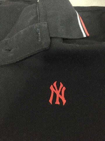 Camiseta Polo New Era 3por R$120 - Foto 5