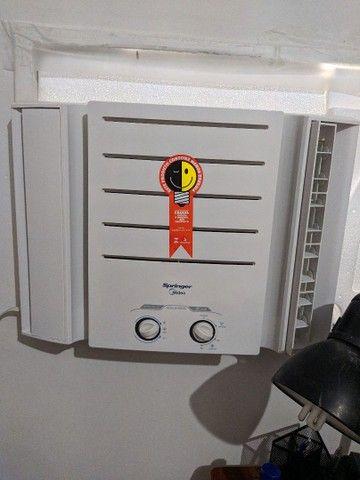Ar- condicionado de janela- Semi-novo