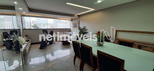 Apartamento à venda com 4 dormitórios em Ipiranga, Belo horizonte cod:833842