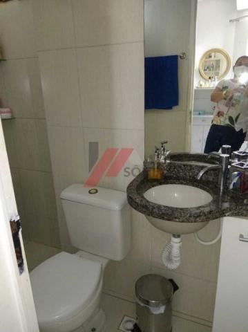 Apartamento à venda com 3 dormitórios em Manaíra, João pessoa cod:37812 - Foto 5