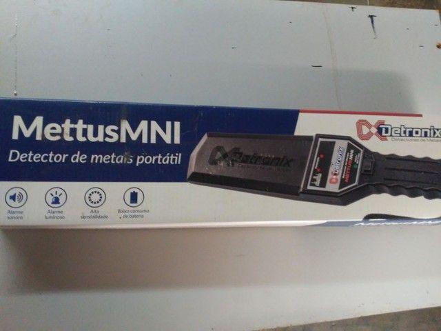 Detector de metais manual