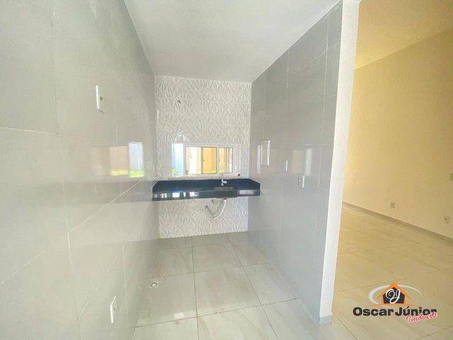 Casa com 3 dormitórios à venda, 89 m² por R$ 238.000,00 - Precabura - Eusébio/CE - Foto 14