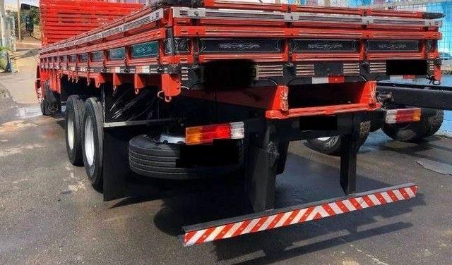 caminhão mb 1620 carroceria  - Foto 5