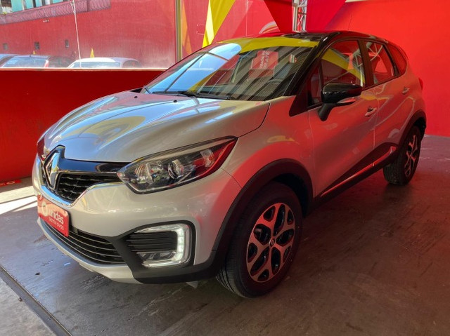 Renault Captur 19/20 Intense Cvt 1 Ano de Garantia Ipva total pago - Foto 3