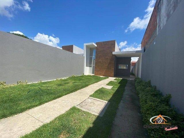 Casa com 3 dormitórios à venda, 89 m² por R$ 238.000,00 - Precabura - Eusébio/CE - Foto 2