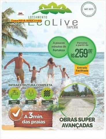 Loteamento EcoLive Tapera!!! - Foto 5