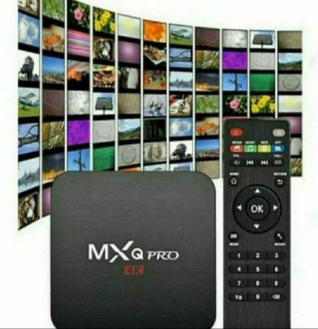 Tv Box MXQ 4k 5g 4gb de ram 64gb - Foto 3