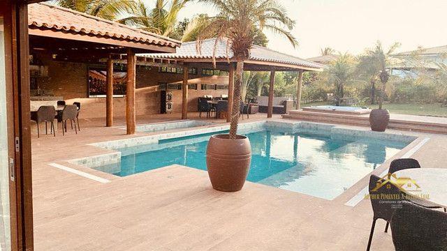 Casa 4 Suítes Quintas de Sauípe Porteira Fechada Alto Luxo - Foto 2