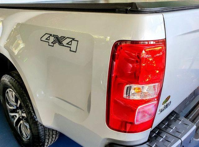 Nova Chevrolet S10 Ltz Diesel 2.8 Diesel 2022 - Foto 10