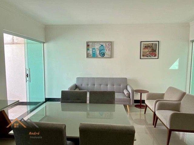 Casa com 3 quartos sendo 01 suite à venda, 98 m² por R$ 595.000 - Planalto - Belo Horizont - Foto 8