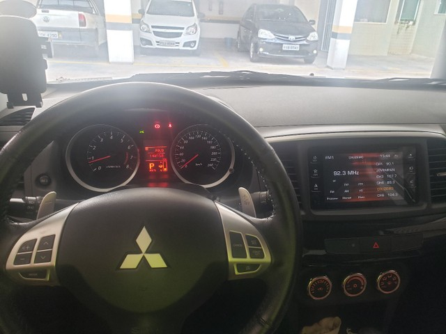 Mitsubishi Lancer 2016 Automático cvt
