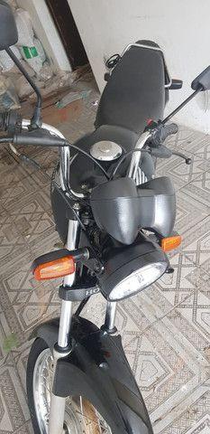Moto 150 2004 Preta