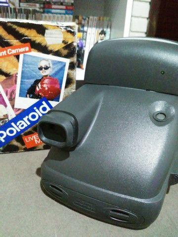 Câmeras Polaroid 600 e 636 - Foto 2