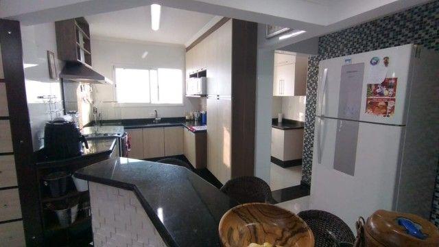 Apartamento alto padrão 3 dormitórios suítes frente mar Campo da Aviação Praia Grande - Foto 14