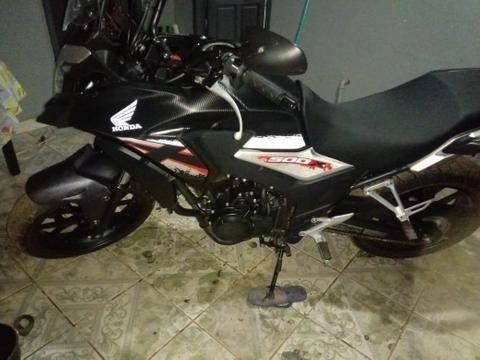 Vendo Honda CB 500 X ABS - Foto 3