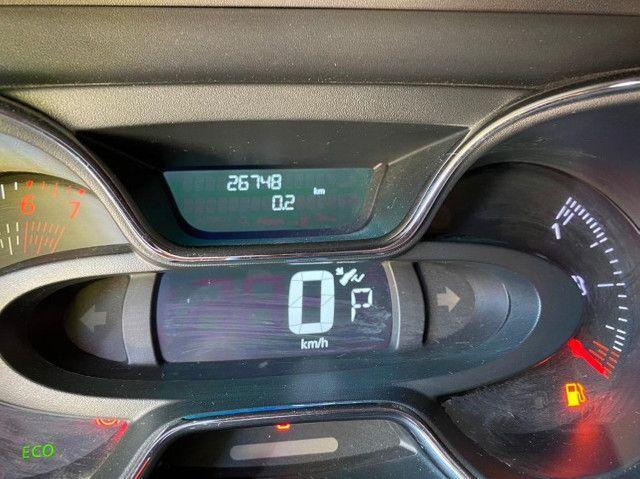 Renault Captur 19/20 Intense Cvt 1 Ano de Garantia Ipva total pago - Foto 8
