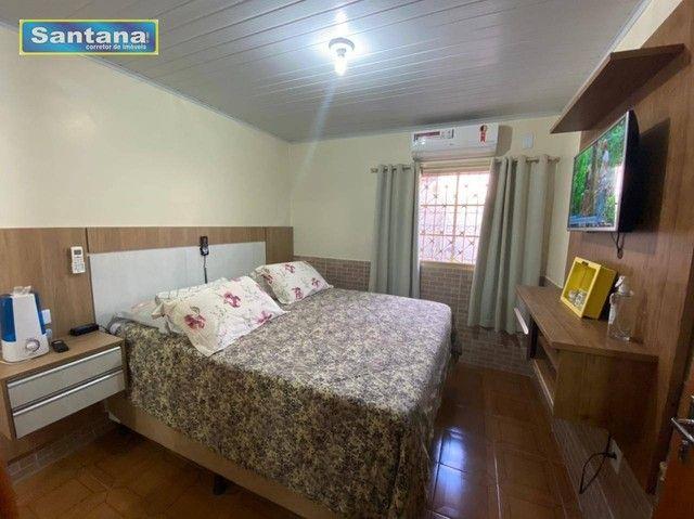 Chale com 4 dormitórios à venda, 160 m² por R$ 220.000 - Mansões das Águas Quentes - Calda - Foto 17