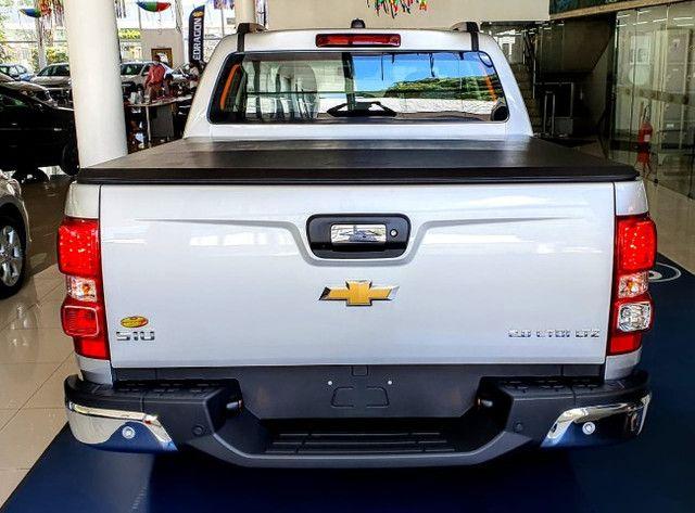 Nova Chevrolet S10 Ltz Diesel 2.8 Diesel 2022 - Foto 8