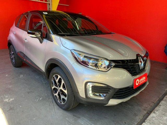 Renault Captur 19/20 Intense Cvt 1 Ano de Garantia Ipva total pago - Foto 2