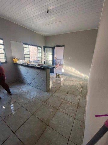 Casa com 3 dormitórios à venda por R$ 130.000 - Jardim Ouro Verde - Várzea Grande/MT#FR37 - Foto 10