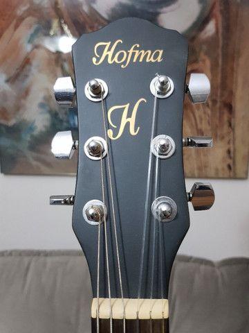 Violão Eletroacústico Hofma HMF250 - Foto 3