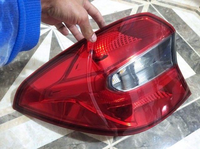 Lanterna ford ka sedan lado esquerdo original Ford  - Foto 3