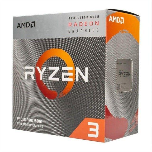 """Processador Gamer """"Amd Ryzen 3 3200G"""""""