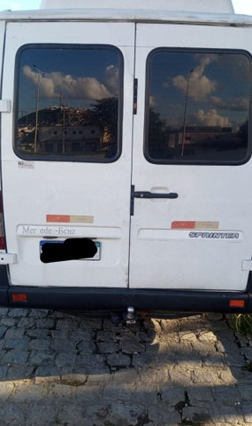 Van Sprint 312d.  R$ 35.000 - Foto 2